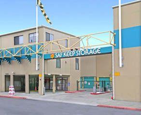 Saf Keep Storage - Oakland 655 3rd St Oakland, CA - Photo 0