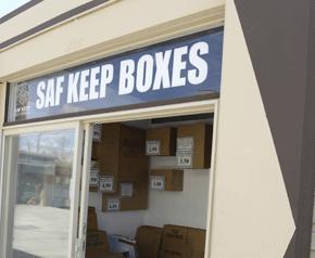 Saf Keep Storage - Hayward 1650 W Winton Ave Hayward, CA - Photo 3
