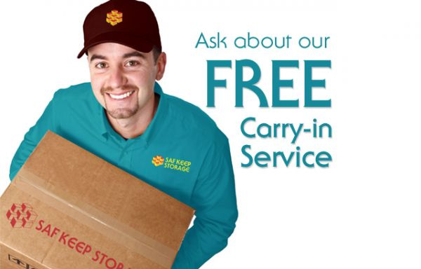 Saf Keep Storage - Hayward 1650 W Winton Ave Hayward, CA - Photo 6