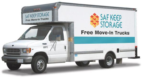Saf Keep Storage - Hayward 1650 W Winton Ave Hayward, CA - Photo 14