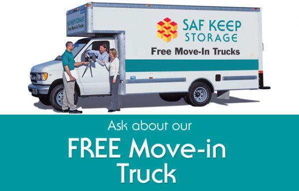 Saf Keep Storage - Redwood City 2480 Middlefield Rd Redwood City, CA - Photo 5