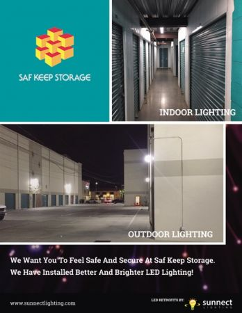 Saf Keep Storage - Redwood City 2480 Middlefield Rd Redwood City, CA - Photo 6