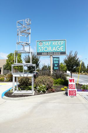 Saf Keep Storage - Redwood City 2480 Middlefield Rd Redwood City, CA - Photo 9