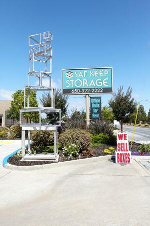 Saf Keep Storage - Redwood City 2480 Middlefield Rd Redwood City, CA - Photo 9