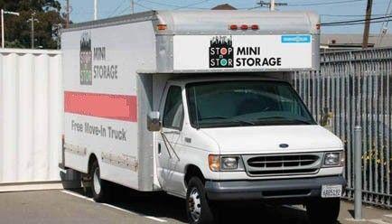 Stop N Stor Mini Storage 2285 Jerrold Ave San Francisco, CA - Photo 1