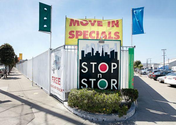 Stop N Stor Mini Storage 2285 Jerrold Ave San Francisco, CA - Photo 8