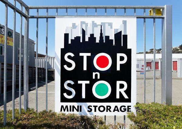Stop N Stor Mini Storage 2285 Jerrold Ave San Francisco, CA - Photo 9