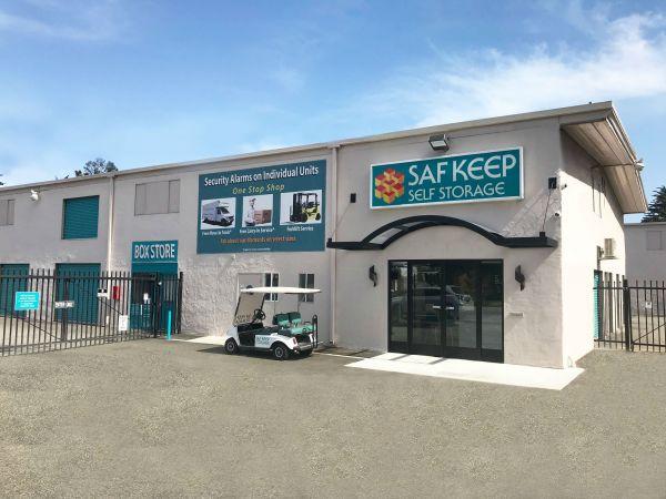 Saf Keep Storage - Del Rey Oaks 181 Calle Del Oaks Del Rey Oaks, CA - Photo 0