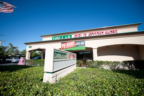 Dollar Self Storage - Corona - North Lincoln Avenue 205 N Lincoln Ave Corona, CA - Photo 0