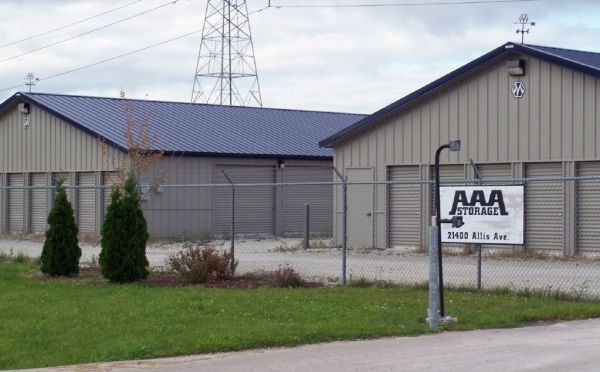 AAA Storage - Franksville - 21400 Allis Ave 21400 Allis Ave Franksville, WI - Photo 0
