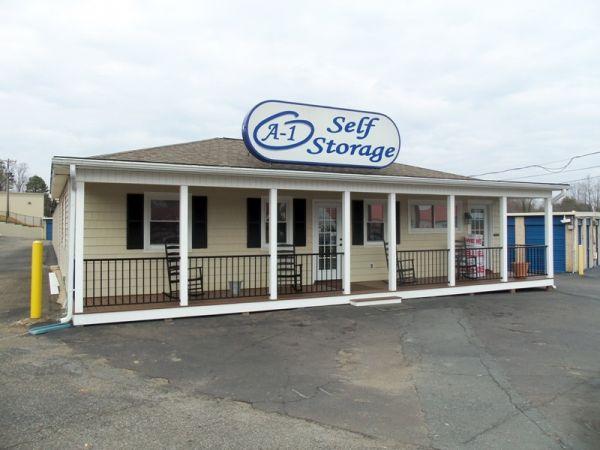A-1 Self Storage - Country Club Rd 5717 Country Club Rd Winston-Salem, NC - Photo 0