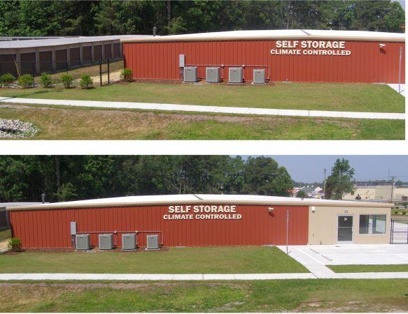 A-1 Self Storage - Lejeune Boulevard 1835 Lejeune Blvd Jacksonville, NC - Photo 1