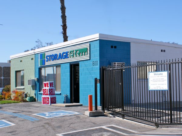 Storage Etc. - Canoga Park 8111 Deering Avenue Canoga Park, CA - Photo 1
