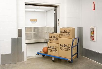 A-1 Self Storage - San Diego - Midtown 3911 Pacific Hwy San Diego, CA - Photo 2