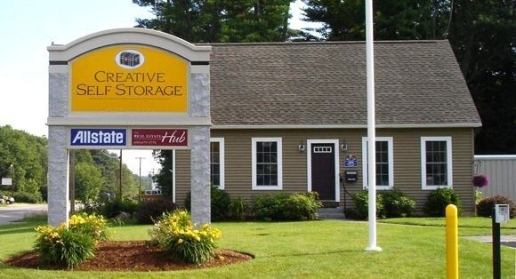 Creative Self Storage 321 Route 125 Brentwood, NH - Photo 0