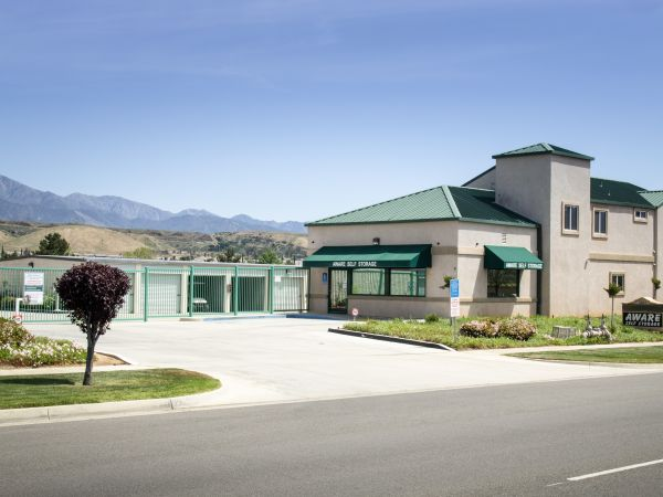 Aware Self Storage 5021 W Ramsey St Banning, CA - Photo 0