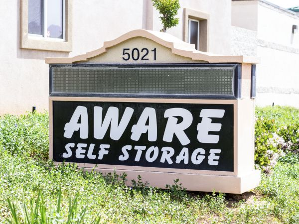 Aware Self Storage 5021 W Ramsey St Banning, CA - Photo 5