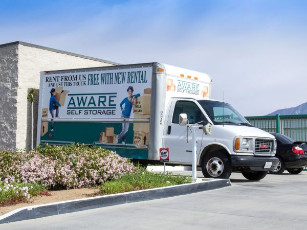 Aware Self Storage 5021 W Ramsey St Banning, CA - Photo 1