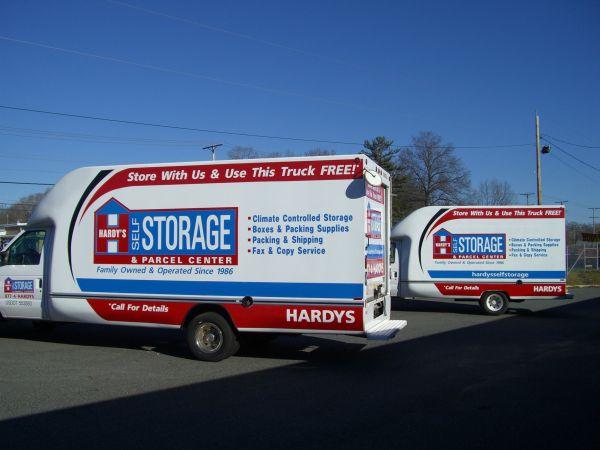 Hardy's Self Storage - Aberdeen / Belcamp 1555 S Philadelphia Blvd Aberdeen, MD - Photo 5