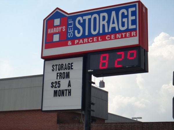 Hardy's Self Storage - Bel Air / Abingdon 328 S Main St Bel Air, MD - Photo 3