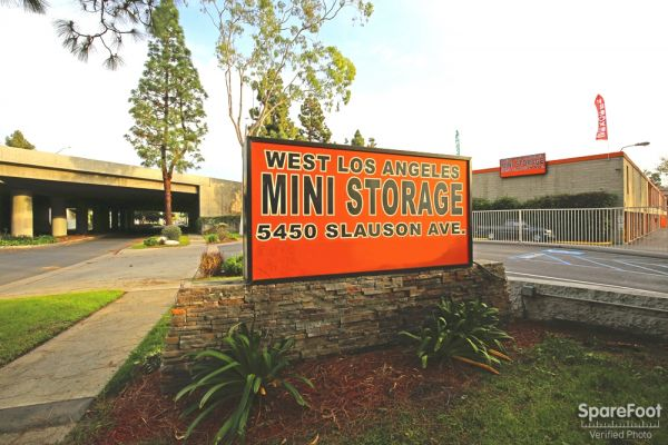 West La Mini Storage5450 S Slauson Ave Culver City Ca Photo 1