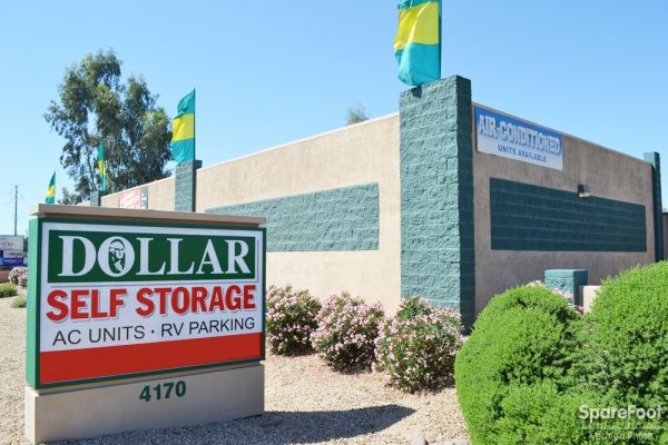 Dollar Self Storage Phoenix Lowest Rates Selfstorage Com