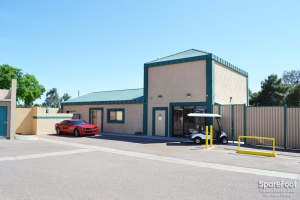 Dollar Self Storage - Phoenix - W Peoria Ave 4170 W Peoria Ave Phoenix, AZ - Photo 2