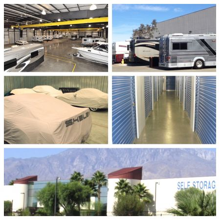 Sun Valley Climate-Controlled Self Storage + Auto & R.V. Spaces 19125 N Indian Canyon Dr Palm Springs, CA - Photo 8