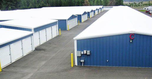 ABC Mini Storage - North 11122 N Newport Hwy Spokane, WA - Photo 2