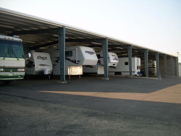 ABC Mini Storage - West 7726 W Sunset Hwy Spokane, WA - Photo 1