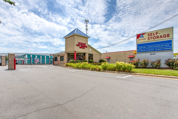 Devon Self Storage - Charlotte 5649 South Blvd Charlotte, NC - Photo 1