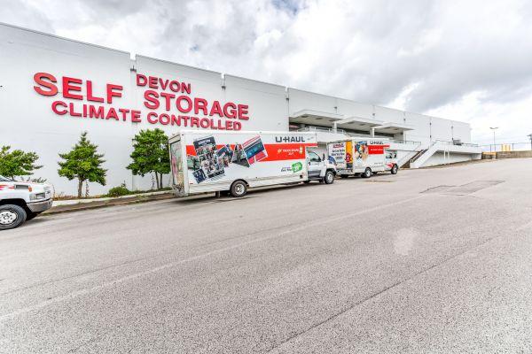 Devon Self Storage - Nashville 1210 Gallatin Road S Madison, TN - Photo 4