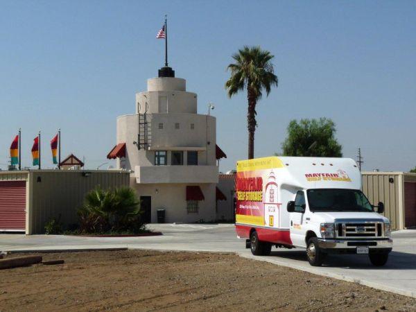 Mayfair Self Storage 3199 E Mckinley Ave Fresno, CA - Photo 5