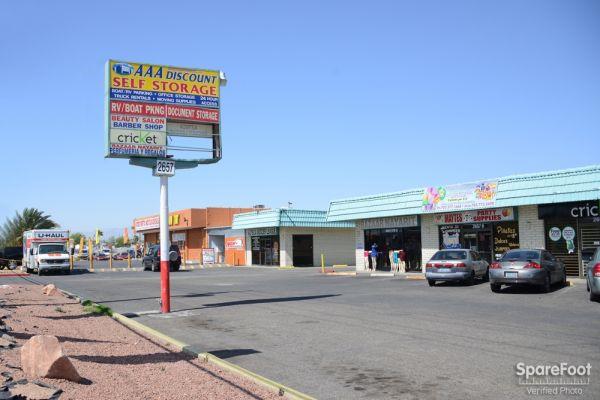 AAA Discount Storage 2647 N Las Vegas Blvd North Las Vegas, NV - Photo 2