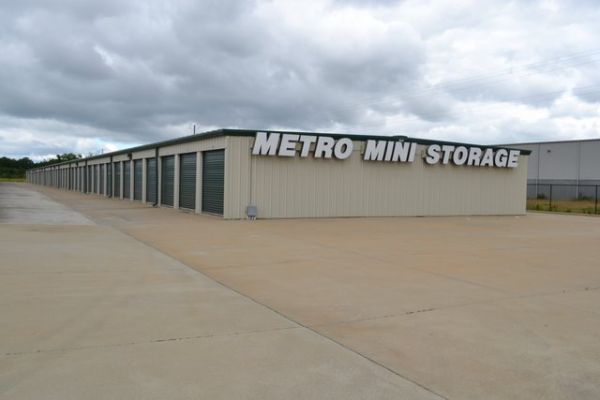 Metro Mini Storage - Calera 80 Metro Drive Calera, AL - Photo 0