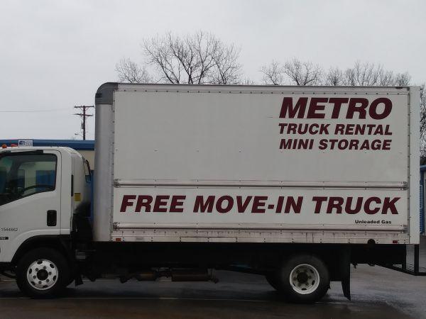 Metro Mini Storage - Nashville 120 Bush Rd Nashville, TN - Photo 1