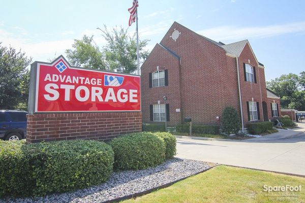 Advantage Storage - Rowlett 5200 Lakeview Pkwy Rowlett, TX - Photo 0