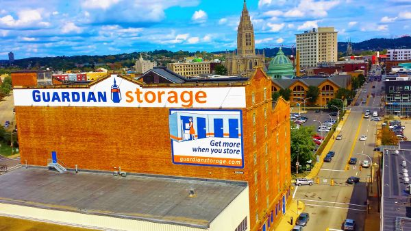 Guardian Storage - Shadyside 5873 Centre Ave Pittsburgh, PA - Photo 1