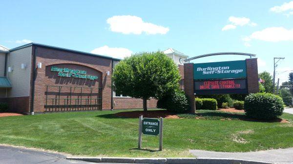 Burlington Self Storage of Salem 232 N Broadway Salem, NH - Photo 1