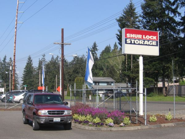 SHUR LOCK SELF STORAGE 5706 160th St E Puyallup, WA - Photo 0