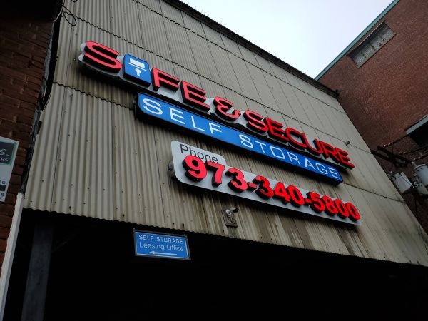 Safe & Secure Self Storage - Lanza Ave 141 Lanza Ave Garfield, NJ - Photo 0