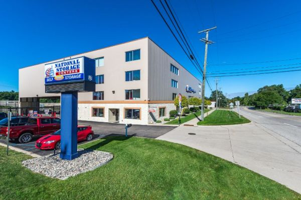 National Storage Centers - Bloomfield 540 S Telegraph Rd  Pontiac, MI - Photo 1