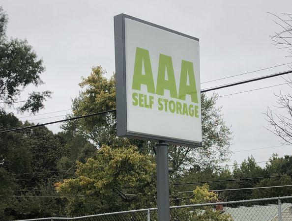 AAA Self Storage - Greensboro - Groometown Rd 3702 Groometown Rd Greensboro, NC - Photo 1