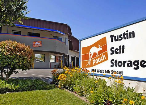 Tustin Self Storage 550 West 6th St Tustin, CA - Photo 0