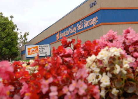 Fountain Valley Self Storage 11345 Slater Ave Fountain Valley, CA - Photo 0