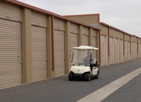 Fountain Valley Self Storage 11345 Slater Ave Fountain Valley, CA - Photo 1