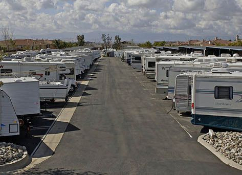 Victoria Self Storage & RV Center 12360 Base Line Rd Rancho Cucamonga, CA - Photo 4
