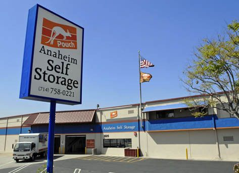 Anaheim Self Storage 1225 N East St Anaheim, CA - Photo 0