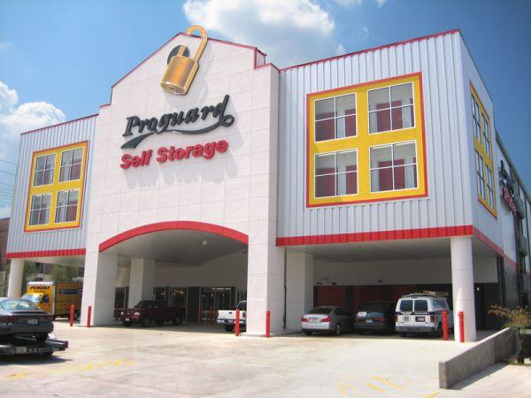 Proguard Self Storage - Memorial Heights / Washington 3770 Center St. Houston, TX - Photo 0