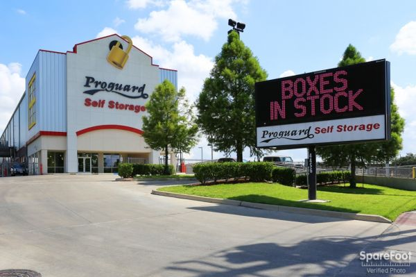 Proguard Self Storage - Bellaire / Meyerland 4456 N Braeswood Blvd Houston, TX - Photo 0